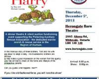 Herongate barn fundraiser