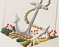 happy holidays anchor