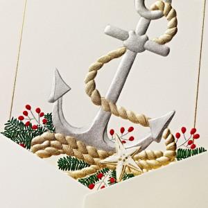 happy holidays anchor